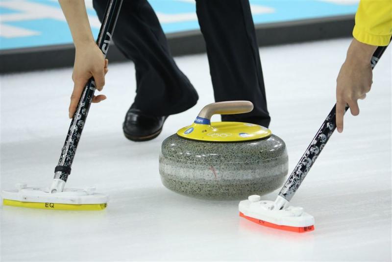 EK voor curlingmannen een halte naar Spelen