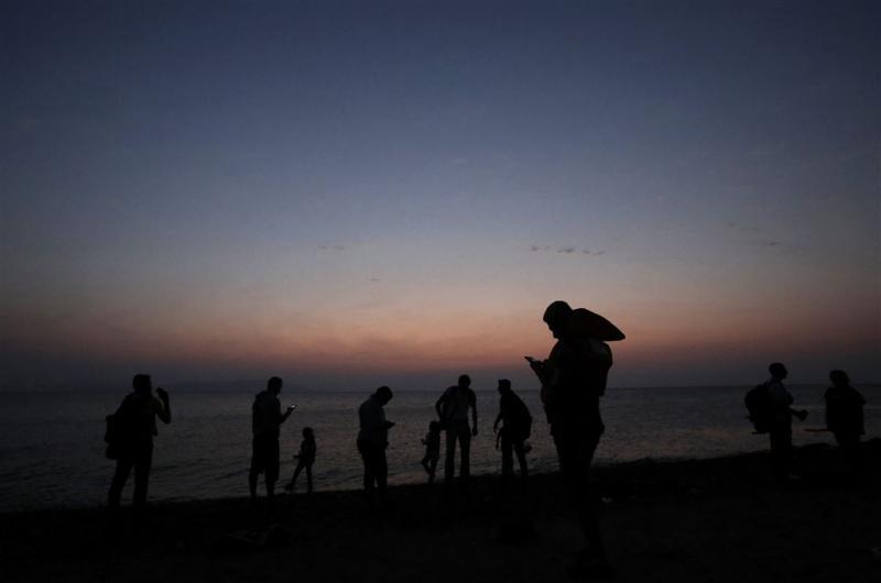 Vluchtelingen verdrinken bij Kos