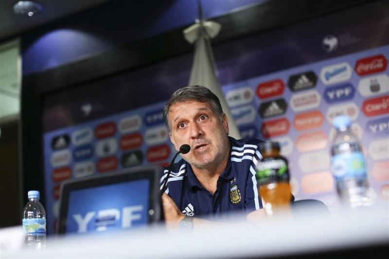 Argentijnse bondscoach Martino onder druk