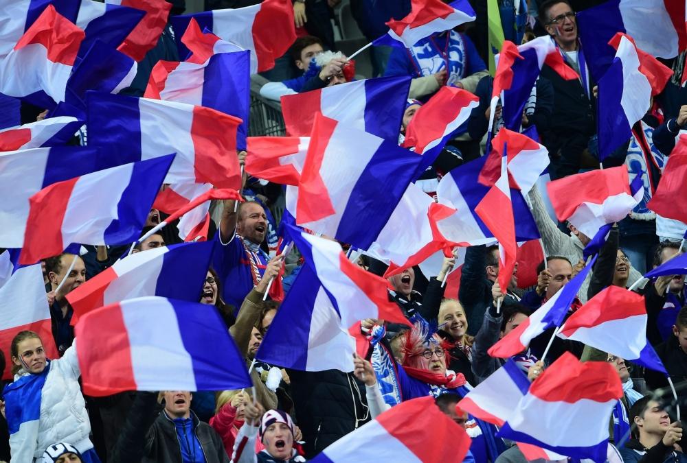 Engelse fans aangemoedigd Marseillaise te zingen (Pro Shots/Witters)