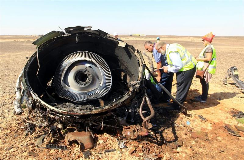 Rusland: vliegramp was terroristische aanslag