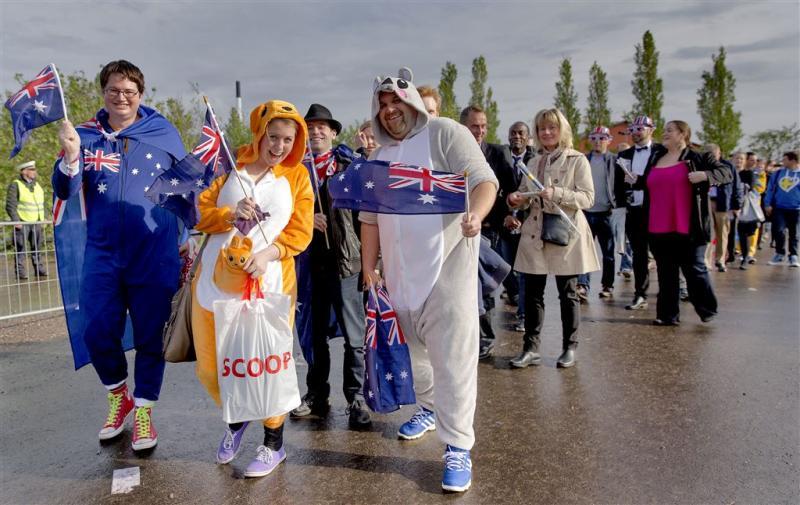 Australië weer naar Eurovisiesongfestival