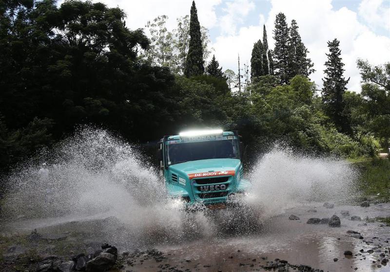 Dakar Rally weer Nederlands getint