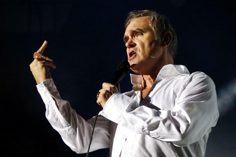 Morrissey maakt kans op slechte seks award