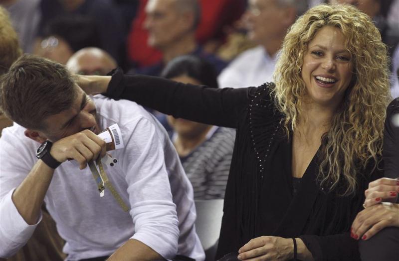 'Niets waar van sekstape-verhaal Shakira'