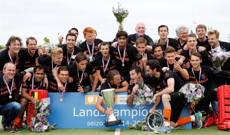 Oranje Zwart loot Belgische club in EHL