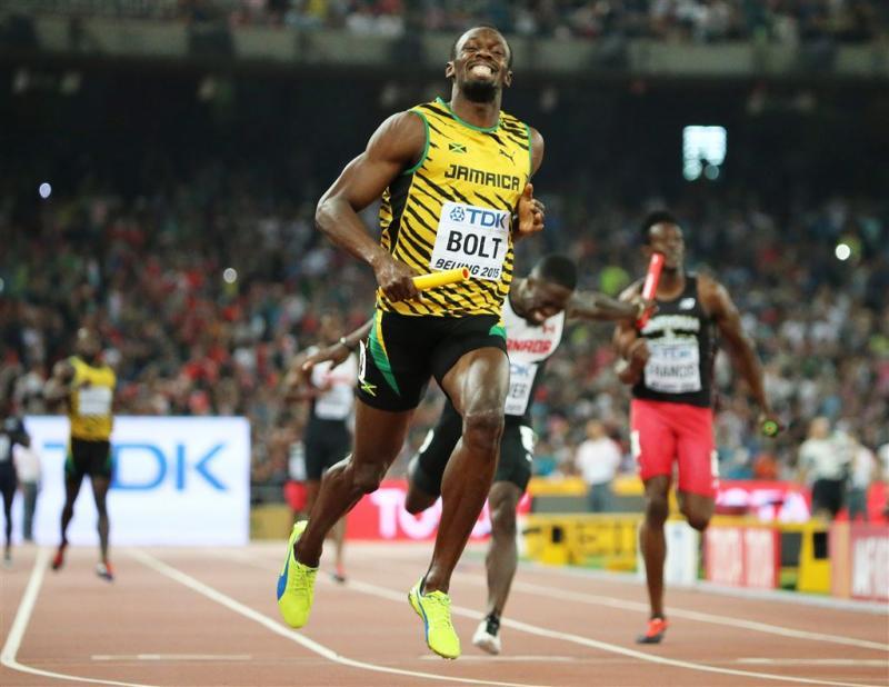 Bolt, Eaton en Taylor kandidaten eretitel