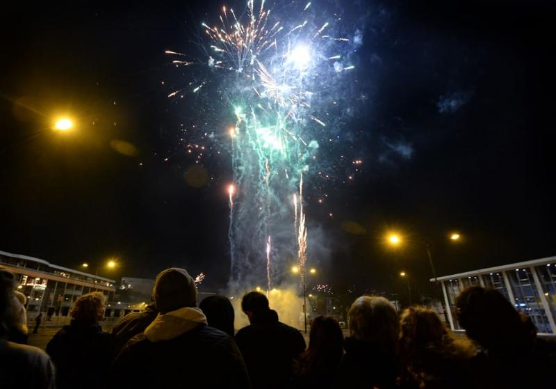Hilversum kan vuurwerk in centrum verbieden