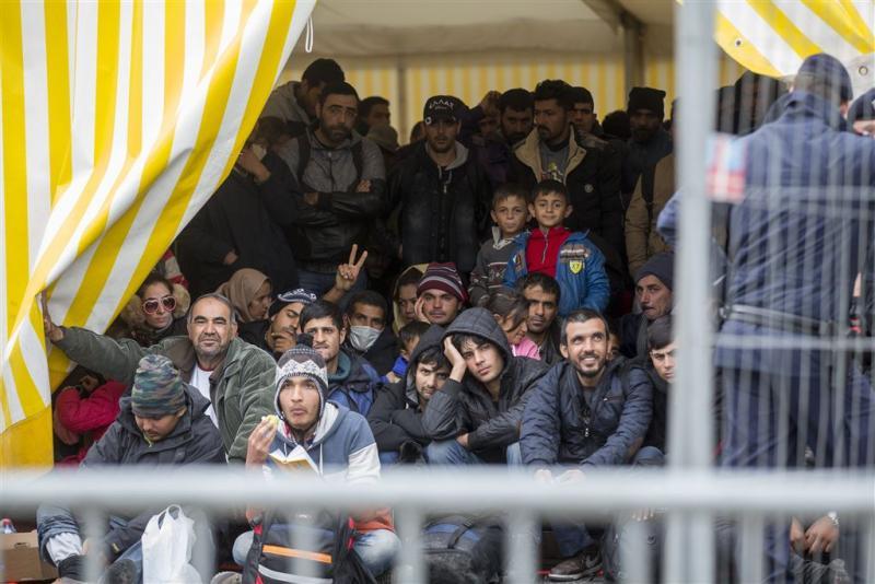 Balkan beperkt doorstroom migranten