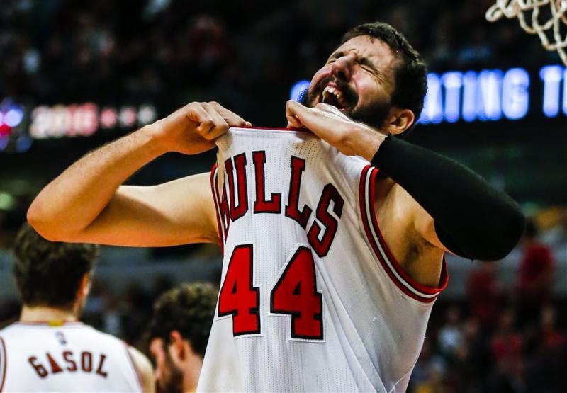 Chicago Bulls komt op stoom