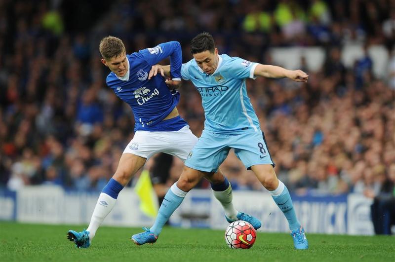 Manchester City drie maanden zonder Nasri