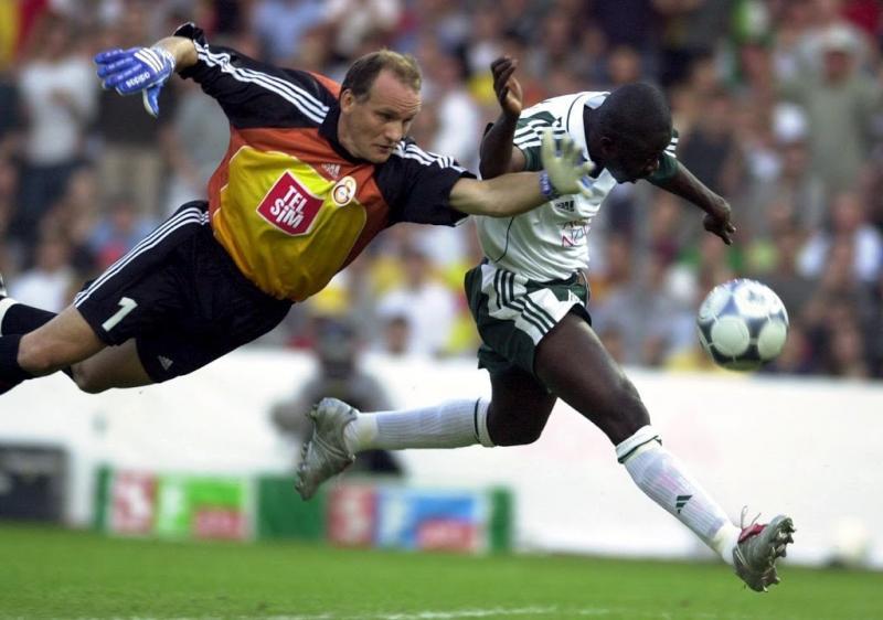 Taffarel de baas bij Galatasaray