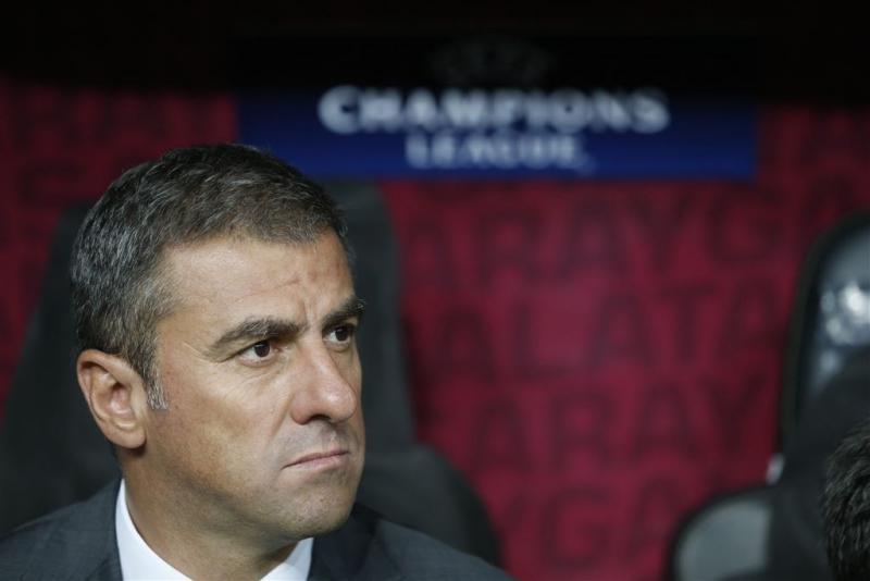 Coach Sneijder weg bij Galatasaray