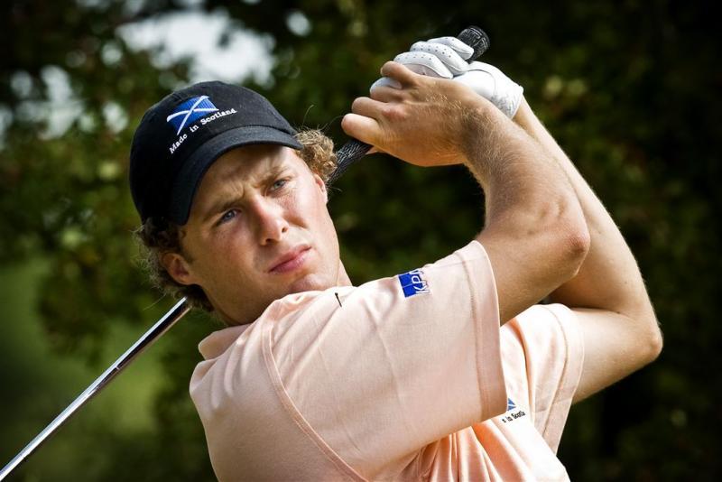 Golfers zakken voor examen