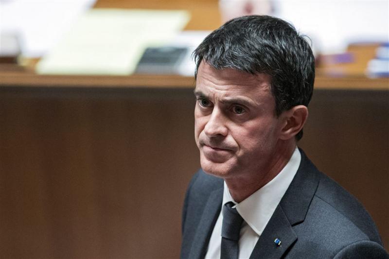 Valls waarschuwt tegen chemisch terrorisme
