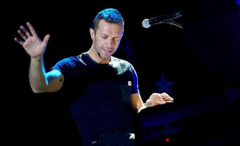 Coldplay speelt in de ArenA