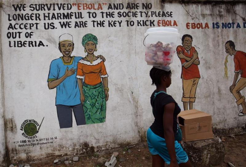 Toch weer ebola in Liberia