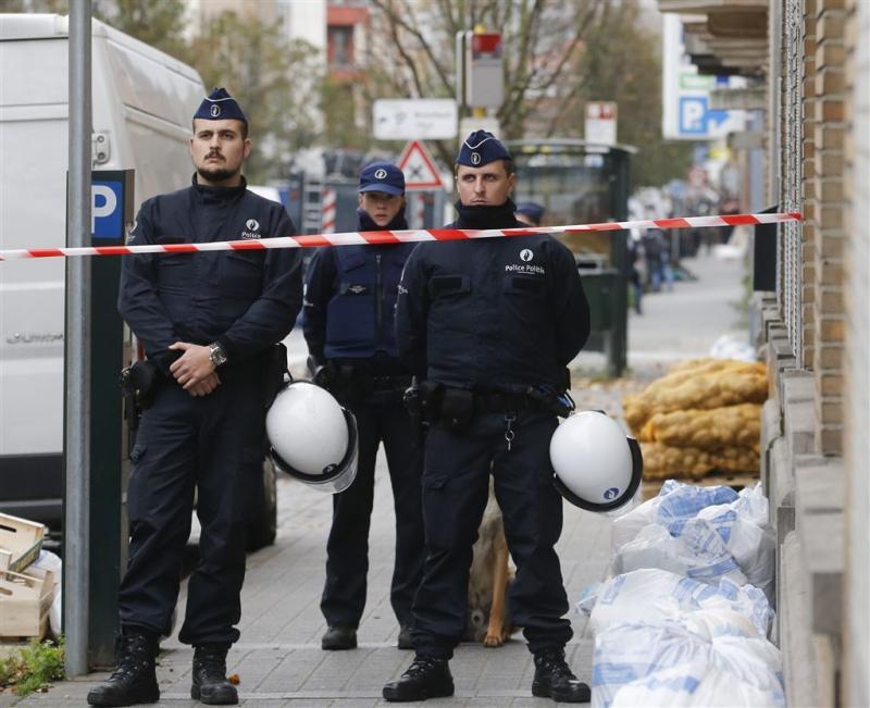 Bommeldingen in scholen Antwerpen