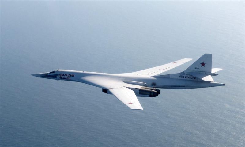Britse luchtmacht onderschept Russen