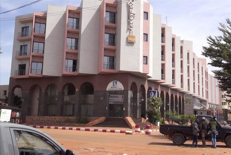 Radicale al-Mourabitoun eist hotelaanval op