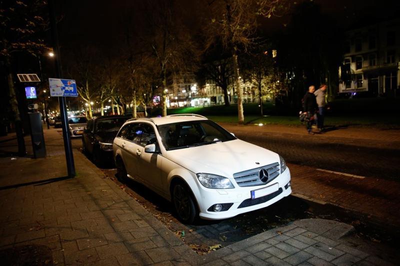 'Geen bijzonderheden in Belgische auto'