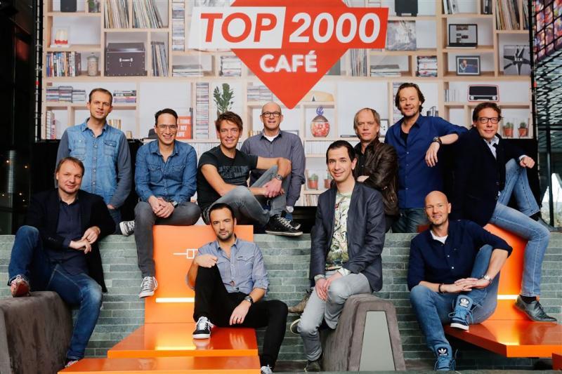Top 2000 Nederland kan weer stemmen op Top 20