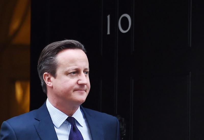 'Cameron krijgt steun voor aanvallen op Syrië'
