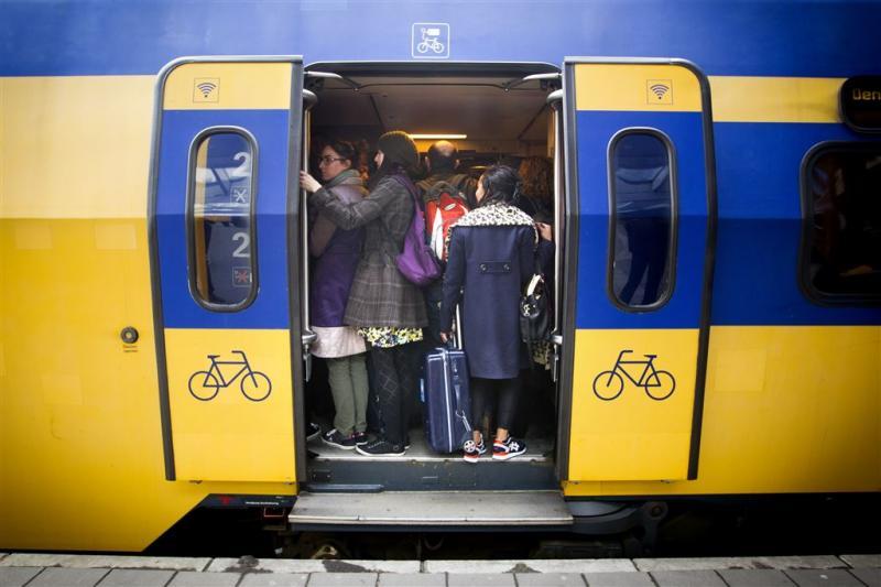 Vertragingen treinverkeer door vorst