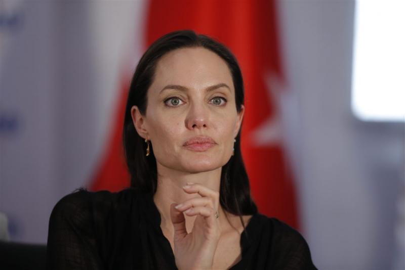 Angelina Jolie vindt menopauze heerlijk