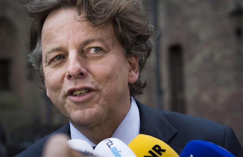 Koenders met Benelux-collega's naar Kiev