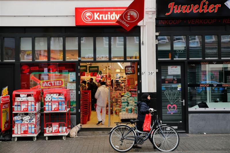 Kruidvat opent eerste winkel in Frankrijk