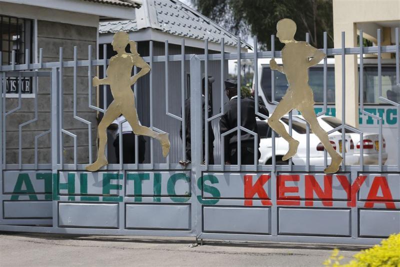 Kenianen bestormen antidopingkantoor