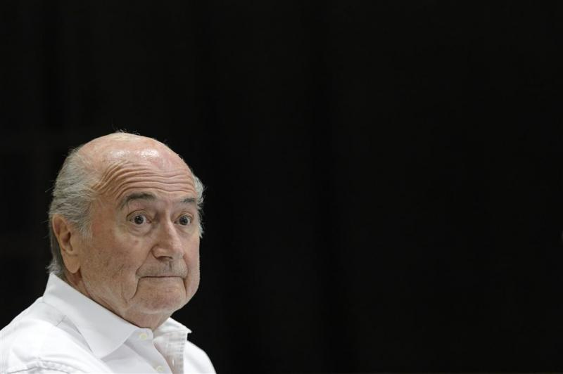 'Blatter vroeg om Duitse onderscheiding'