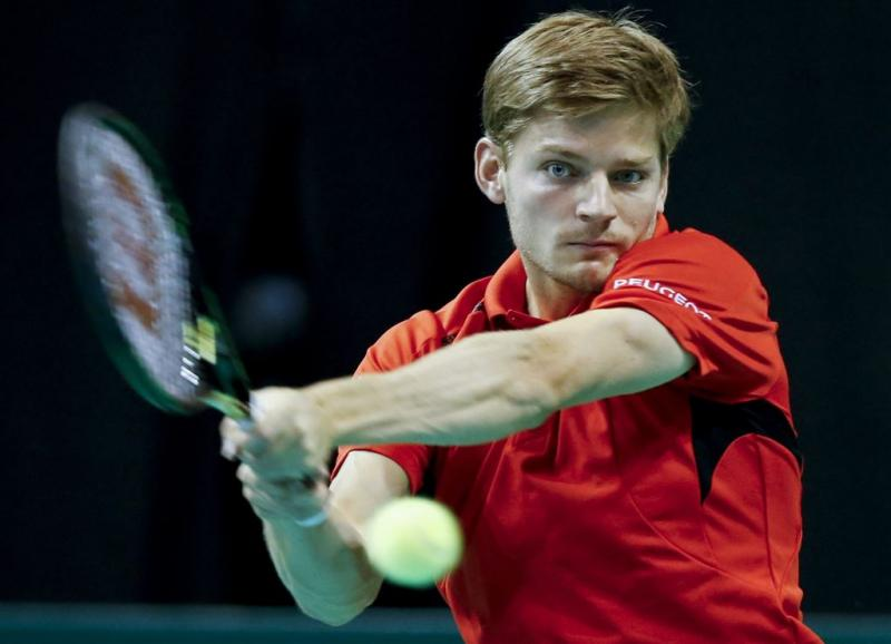 Daviscup-finale zwaar beveiligd