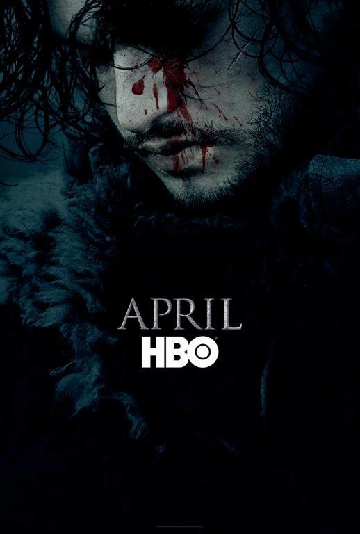 Game of Thrones 6 - promotiefoto
