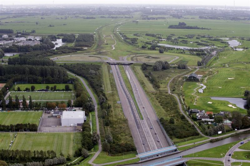 Opening A4 Midden-Delfland iets vertraagd