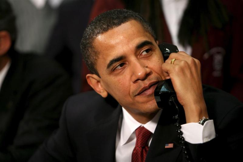 Obama belt met Erdogan over neerhalen toestel