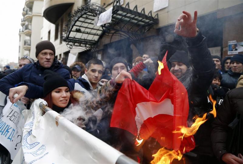Turkse ambassade Moskou bekogeld