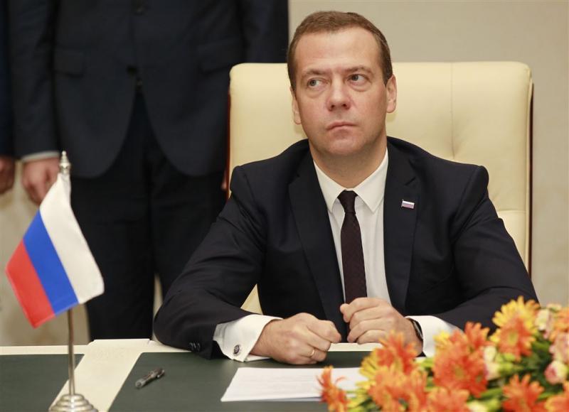 Medvedev: Turkije zal marktaandeel verliezen