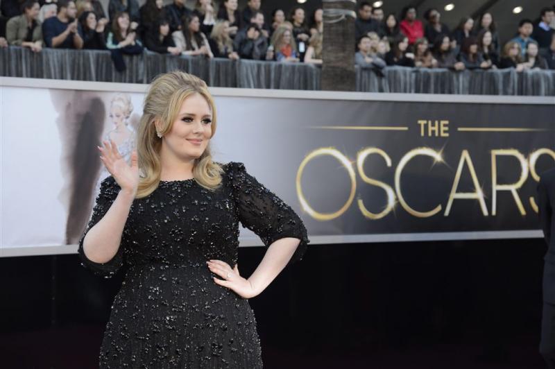 Adele komt naar Nederland