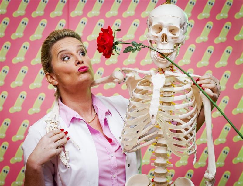 Dokter Corrie show wint Seks & Media Prijs
