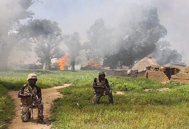 Ruim twintig doden door aanslag Nigeria