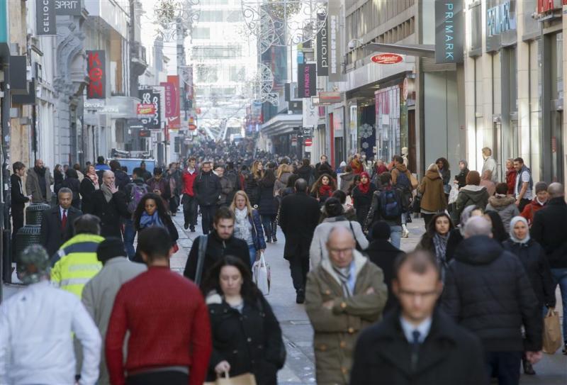 Brusselse kerstmarkt gaat door