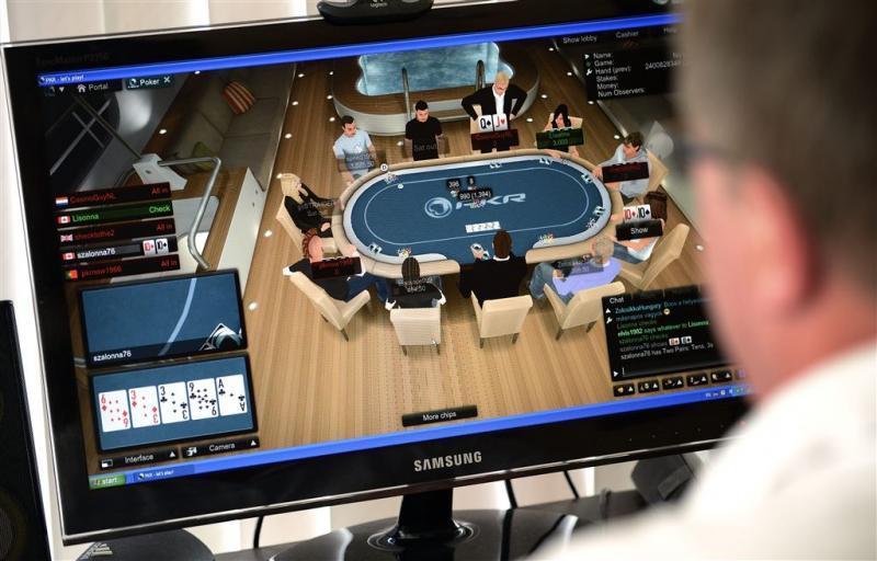 'Veel meer geld gemoeid met online gokken'