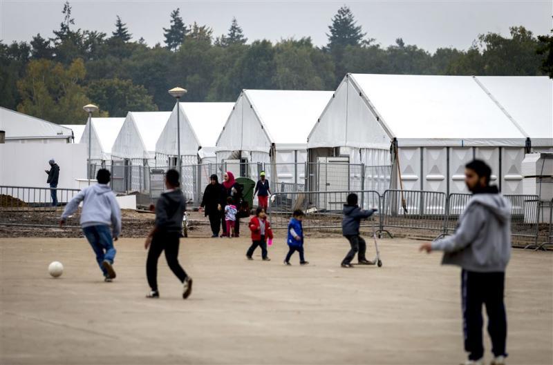 Topoverleg over opvang vluchtelingen