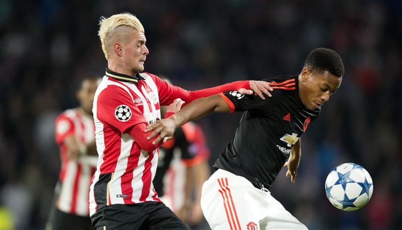 PSV verwacht Lestienne volgende week terug