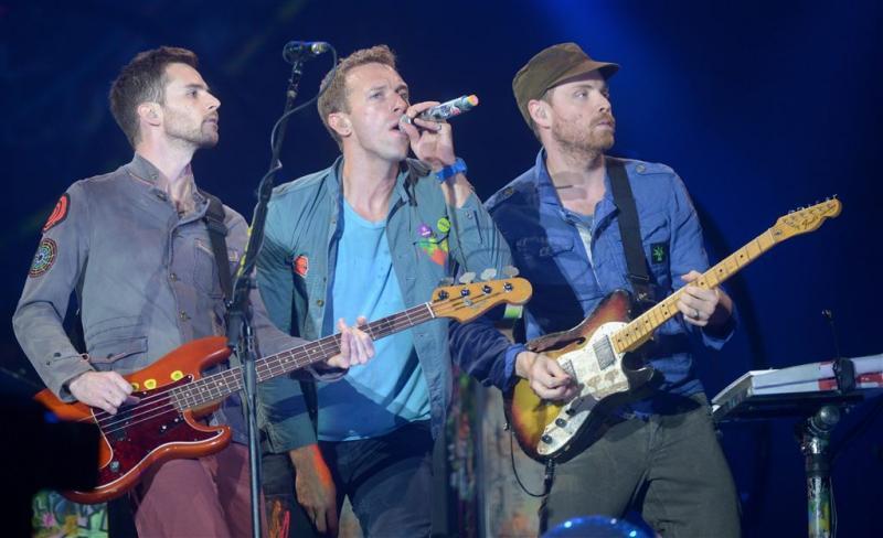 Coldplay geeft extra concert in Amsterdam