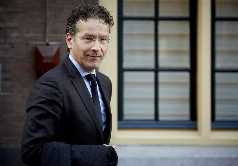Dijsselbloem sluit 'mini-Schengen' niet uit