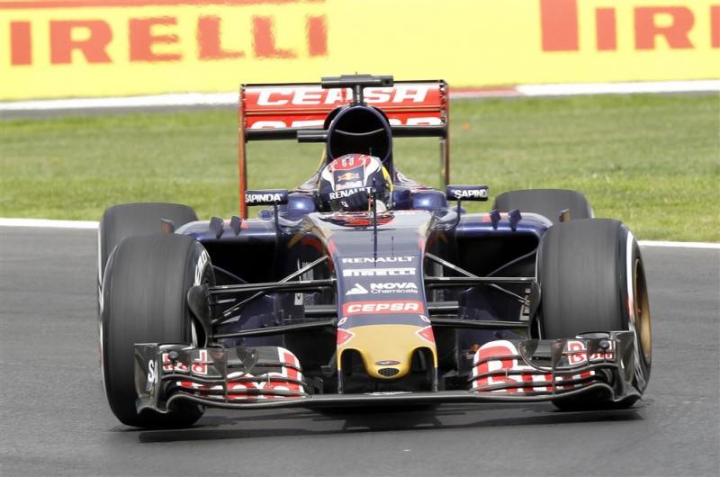 Jos Verstappen: Max nog één jaar in Toro Rosso