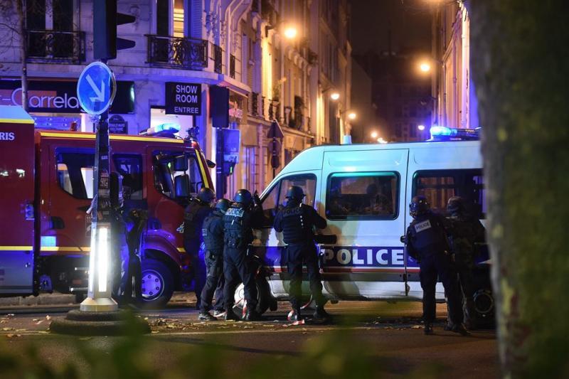 'Verdachte was niet in Parijs bij aanslagen
